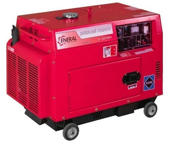 Энергогенераторы Eneral